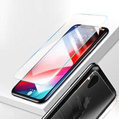 Film Protection Verre Trempe Protecteur d'Ecran T02 pour Apple iPhone XR Clair
