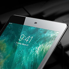 Film Protection Verre Trempe Protecteur d'Ecran T02 pour Apple New iPad 9.7 (2018) Clair