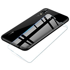 Film Protection Verre Trempe Protecteur d'Ecran T02 pour Huawei P20 Lite Clair