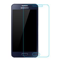 Film Protection Verre Trempe Protecteur d'Ecran T02 pour Samsung Galaxy A3 SM-300F Clair