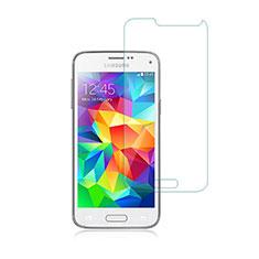 Film Protection Verre Trempe Protecteur d'Ecran T02 pour Samsung Galaxy S5 Mini G800F G800H Clair