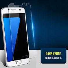 Film Protection Verre Trempe Protecteur d'Ecran T02 pour Samsung Galaxy S7 G930F G930FD Clair