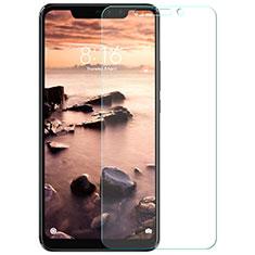 Film Protection Verre Trempe Protecteur d'Ecran T02 pour Xiaomi Redmi Note 6 Pro Clair