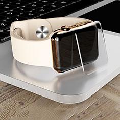 Film Protection Verre Trempe Protecteur d'Ecran T04 pour Apple iWatch 4 40mm Clair