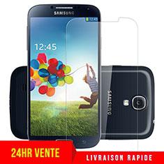 Film Protection Verre Trempe Protecteur d'Ecran T04 pour Samsung Galaxy S4 IV Advance i9500 Clair