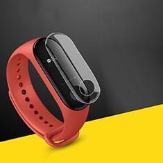 Film Protection Verre Trempe Protecteur d'Ecran T06 pour Xiaomi Mi Band 3 Clair