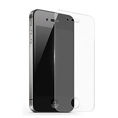 Film Verre Trempe Protecteur d'Ecran pour Apple iPhone 4 Clair