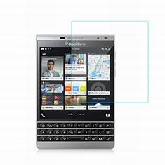 Film Verre Trempe Protecteur d'Ecran pour Blackberry Passport Silver Edition Clair