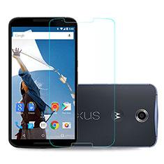 Film Verre Trempe Protecteur d'Ecran pour Google Nexus 6 Clair