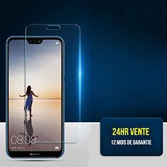 Film Verre Trempe Protecteur d'Ecran pour Huawei P20 Lite Clair