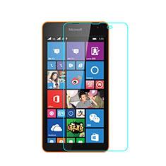 Film Verre Trempe Protecteur d'Ecran pour Microsoft Lumia 535 Clair