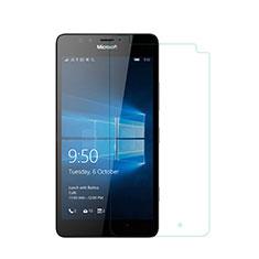 Film Verre Trempe Protecteur d'Ecran pour Microsoft Lumia 950 Clair