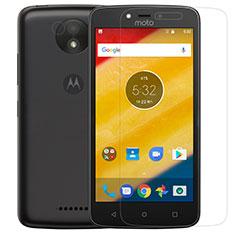 Film Verre Trempe Protecteur d'Ecran pour Motorola Moto C Plus Clair