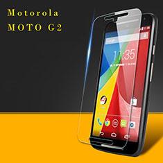 Film Verre Trempe Protecteur d'Ecran pour Motorola Moto G (2nd Gen) Clair