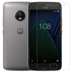 Film Verre Trempe Protecteur d'Ecran pour Motorola Moto G5 Plus Clair