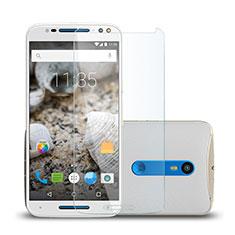 Film Verre Trempe Protecteur d'Ecran pour Motorola Moto X Style Clair