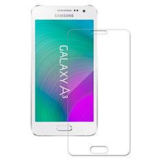 Film Verre Trempe Protecteur d'Ecran pour Samsung Galaxy A3 Duos SM-A300F Clair