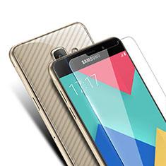 Film Verre Trempe Protecteur d'Ecran pour Samsung Galaxy A7 (2016) A7100 Clair