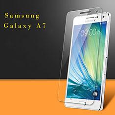 Film Verre Trempe Protecteur d'Ecran pour Samsung Galaxy A7 SM-A700 Clair