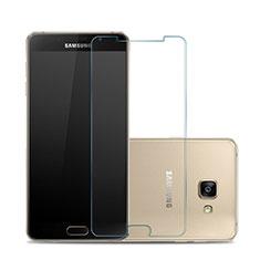 Film Verre Trempe Protecteur d'Ecran pour Samsung Galaxy A9 Pro (2016) SM-A9100 Clair