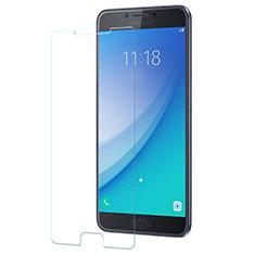 Film Verre Trempe Protecteur d'Ecran pour Samsung Galaxy C7 Pro C7010 Clair