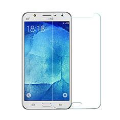 Film Verre Trempe Protecteur d'Ecran pour Samsung Galaxy J7 SM-J700F J700H Clair