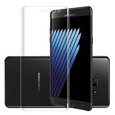 Film Verre Trempe Protecteur d'Ecran pour Samsung Galaxy Note 7 Clair
