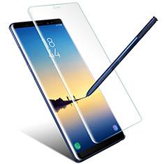 Film Verre Trempe Protecteur d'Ecran pour Samsung Galaxy Note 8 Clair