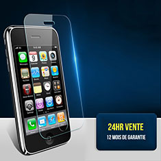 Film Verre Trempe Protecteur d'Ecran T01 pour Apple iPhone 3G 3GS Clair