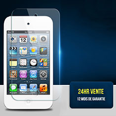 Film Verre Trempe Protecteur d'Ecran T01 pour Apple iPod Touch 4 Clair