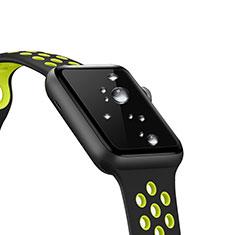 Film Verre Trempe Protecteur d'Ecran T01 pour Apple iWatch 3 42mm Clair