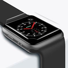 Film Verre Trempe Protecteur d'Ecran T01 pour Apple iWatch 42mm Clair
