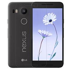 Film Verre Trempe Protecteur d'Ecran T01 pour Google Nexus 5X Clair