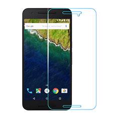 Film Verre Trempe Protecteur d'Ecran T01 pour Google Nexus 6P Clair