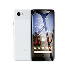 Film Verre Trempe Protecteur d'Ecran T01 pour Google Pixel 3a Clair
