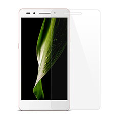 Film Verre Trempe Protecteur d'Ecran T01 pour Huawei Honor 7 Dual SIM Clair