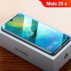 Film Verre Trempe Protecteur d'Ecran T01 pour Huawei Mate 20 X Clair