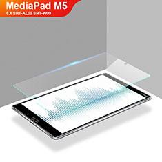 Film Verre Trempe Protecteur d'Ecran T01 pour Huawei MediaPad M5 8.4 SHT-AL09 SHT-W09 Clair