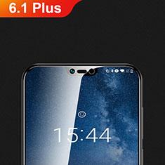 Film Verre Trempe Protecteur d'Ecran T01 pour Nokia 6.1 Plus Clair