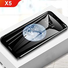 Film Verre Trempe Protecteur d'Ecran T01 pour Nokia X5 Clair