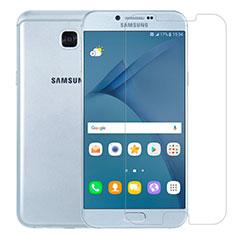 Film Verre Trempe Protecteur d'Ecran T01 pour Samsung Galaxy A8 (2016) A8100 A810F Clair