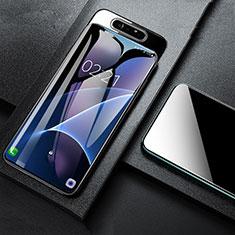 Film Verre Trempe Protecteur d'Ecran T01 pour Samsung Galaxy A80 Clair