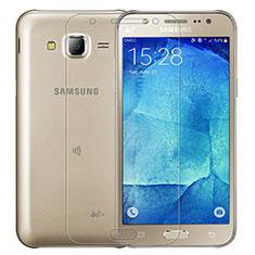 Film Verre Trempe Protecteur d'Ecran T01 pour Samsung Galaxy J7 SM-J700F J700H Clair