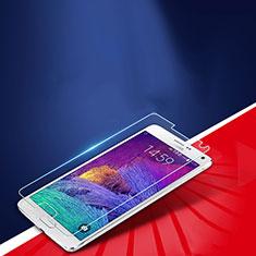 Film Verre Trempe Protecteur d'Ecran T01 pour Samsung Galaxy Note 4 SM-N910F Clair