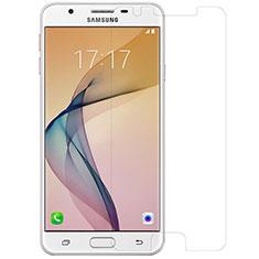 Film Verre Trempe Protecteur d'Ecran T01 pour Samsung Galaxy On5 (2016) G570 G570F Clair