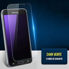 Film Verre Trempe Protecteur d'Ecran T01 pour Samsung Galaxy S5 Duos Plus Clair