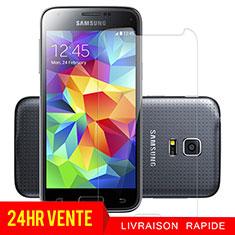 Film Verre Trempe Protecteur d'Ecran T01 pour Samsung Galaxy S5 Mini G800F G800H Clair