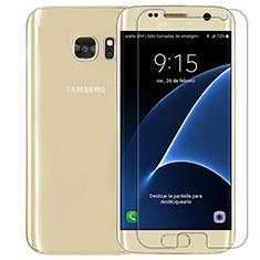 Film Verre Trempe Protecteur d'Ecran T01 pour Samsung Galaxy S7 G930F G930FD Clair