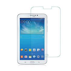 Film Verre Trempe Protecteur d'Ecran T01 pour Samsung Galaxy Tab 3 7.0 P3200 T210 T215 T211 Clair