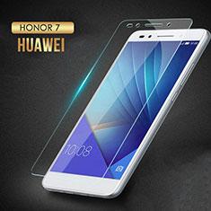 Film Verre Trempe Protecteur d'Ecran T02 pour Huawei Honor 7 Clair